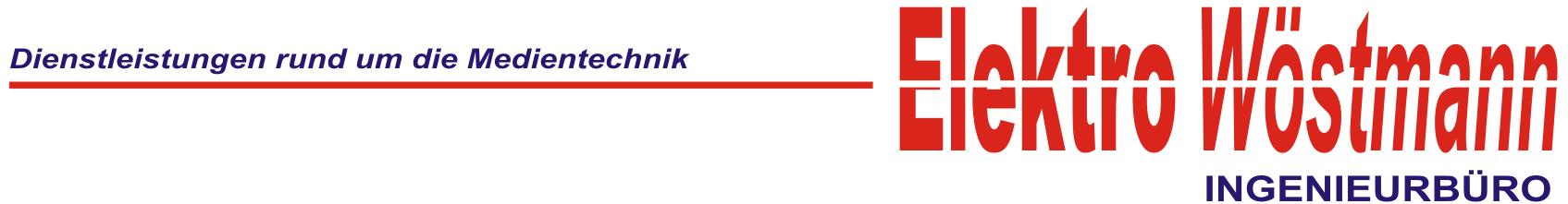 Elektro Wöstmann Logo